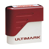 Ultimark Pre-Inked Stamps rectangular